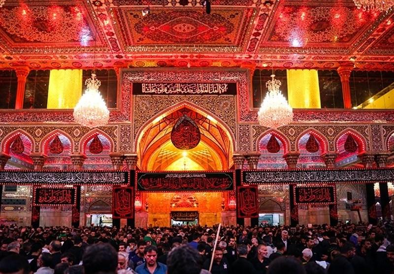 """میلیون ها """"لبیک"""" به """"ایمان و عشق"""" در کربلا/تجدید پیمان مسلمانان با عاشورائیان"""