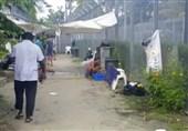 یورش پلیس پاپوا گینه نو به اردوگاه پناهجویان استرالیا