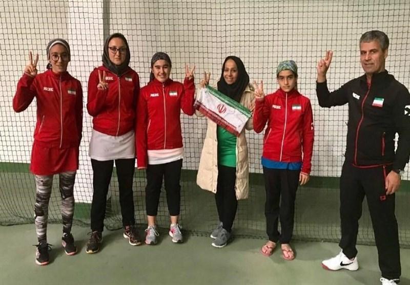 پیروزی تیم دختران ایران مقابل سریلانکا