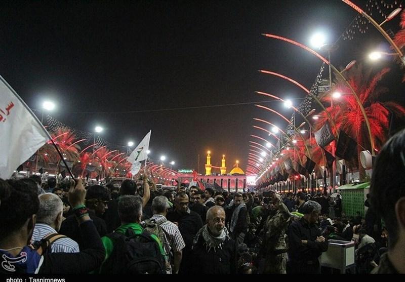 اخبار اربعین 98  280 هزار زائر از استان اصفهان در سامانه سماح ثبتنام کردند