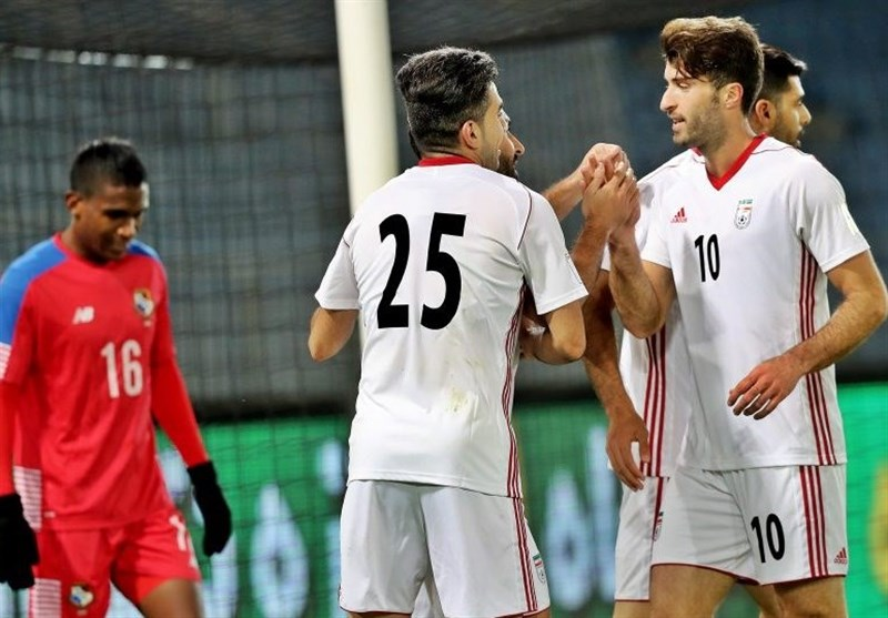 FIFA Rankings: Iran Moves Up Two Places