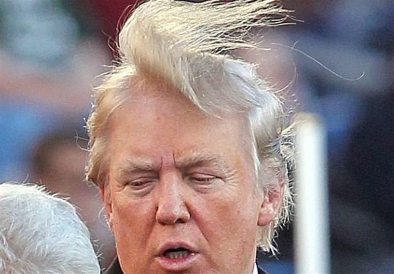 عکس/ شعلههای آتش و خشم ترامپ روی جلد مجله تایم