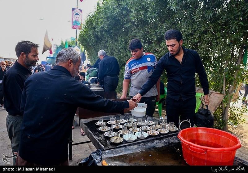 اربعین حسینی| 100 موکب در 5 مسیر منتهی به حرم عبدالعظیم حسنی(ع) مستقر میشود