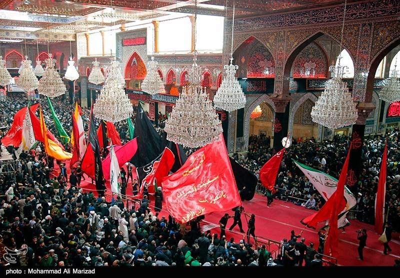 حضور 40 هزار زائر کشورهای اسلامی در کربلای معلی