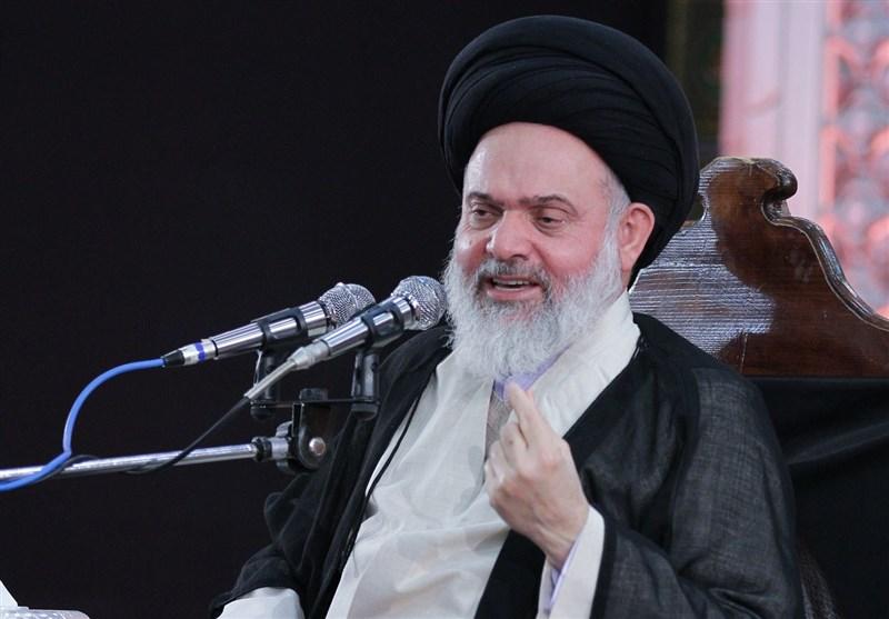 آیتالله بوشهری: اربعین؛ اقتدار جبهه مقاومت را به رخ دشمنان کشیده است
