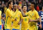 توافق تیم ملی برزیل با تاتنهام