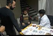 اربعین حسینی| استقرار تیم ویژه پزشکی در موکب احمدبن موسی