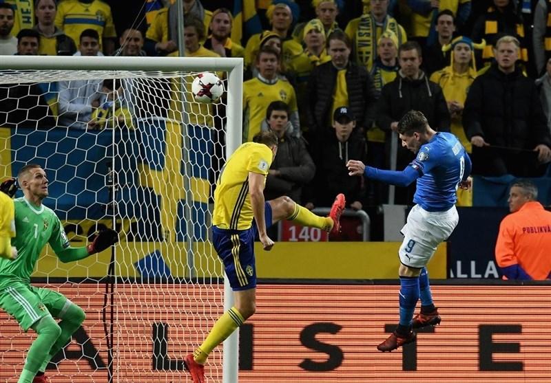 سوئد فاتح راند اول رالی نفسگیر شد/ چشم امید ایتالیا به بازی برگشت