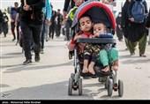 روایت روزنامه اتریشی از مراسم با شکوه پیاده روی اربعین در عراق
