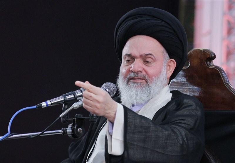 آیتالله حسینیبوشهری: صدای فریاد مسئولان در برابر ظلم و حقکشی باید بلندتر باشد