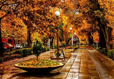 Chahar Bagh: The Main Boulevard of Isfahan, Iran