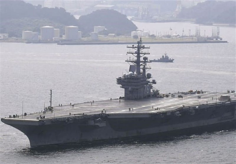 US Navy Evacuates Virus-Struck Aircraft Carrier Roosevelt