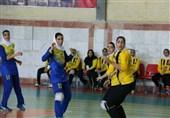 برتری تاسیسات، هیئت اصفهان و لارستان در هفته ششم لیگ هندبال بانوان