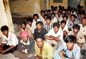 پاکستانی سمندری حدود کی خلاف ورزی، متعدد بھارتی ماہی گیر گرفتار