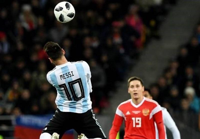 آرژانتین به زحمت از سد میزبان جام جهانی گذشت