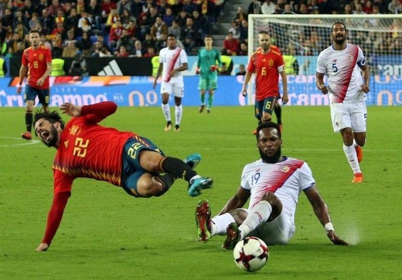 ایسکو مصدوم شد/ حضور هافبک اسپانیا مقابل روسیه در هالهای از ابهام