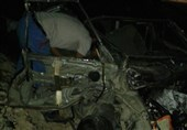 """تصادف در جاده """" یاسوج-اصفهان"""" 3 کشته و 2 زخمی برجای گذاشت"""