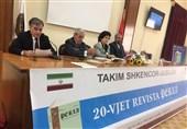 اساتید آلبانی:«پرلا» یا همان مروارید ایرانی منبع مطمئن دانشگاهیان است