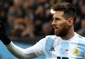 مسی اردوی تیم ملی آرژانتین را ترک کرد