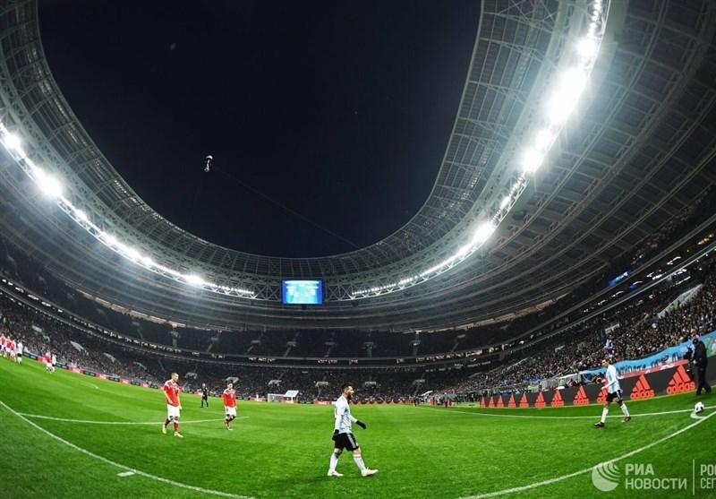 گزارش تصویری/ تست موفق ورزشگاه فینال جام جهانی با مسی