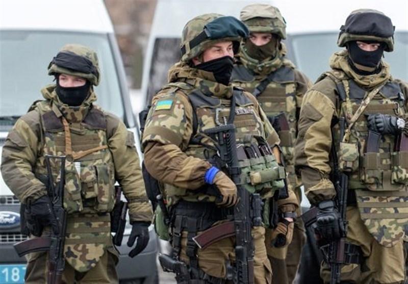 شمار نظامیان اوکراینی در افغانستان افزایش مییابد
