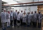 تعجب هیات تجاری اروپا از کیفیت صنایع تبدیلی گوشت در ایران + عکس