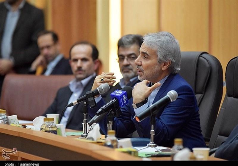 نشست خبری سخنگوی دولت با اصحاب رسانه استان گیلان