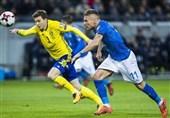 ترکیب تیمهای ایتالیا و سوئد اعلام شد