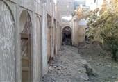 خانه تاریخی سلامتیها در قم تخریب شد