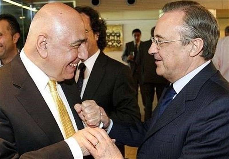 پیشنهاد پرس به گالیانی برای عضویت در هیئت مدیره رئال مادرید