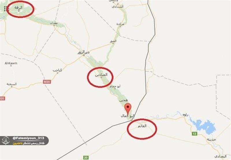 روسیه عقبنشینی ارتش سوریه از «البوکمال» را تکذیب کرد