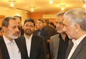 نمایشگاه آثار نقاشیخط با مضامین قرآنی افتتاح شد