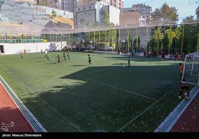 مجموعه ورزشی باغچه بان واقع در انتهای بوستان باغچه بان محله یوسف آباد