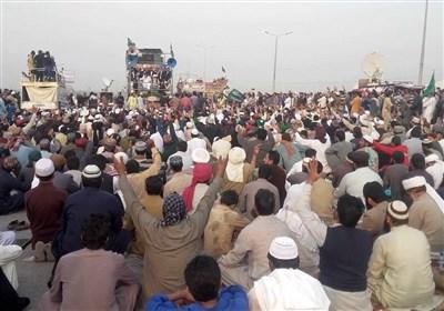 تحریک ختم نبوت لانگ مارچ سے تسنیم نیوز کی خصوصی وڈیو رپورٹ