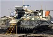 ساخت ایران|هواناو تندر مجهز به راکت 107 میلیمتری + عکس