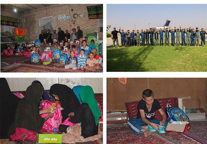 توزیع 40 تن هدایای مردمی در مناطق محروم + عکس