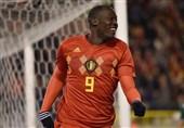 پیام کنایهآمیز لوکاکو به هواداران منچستریونایتد بعد از گلزنی برای بلژیک