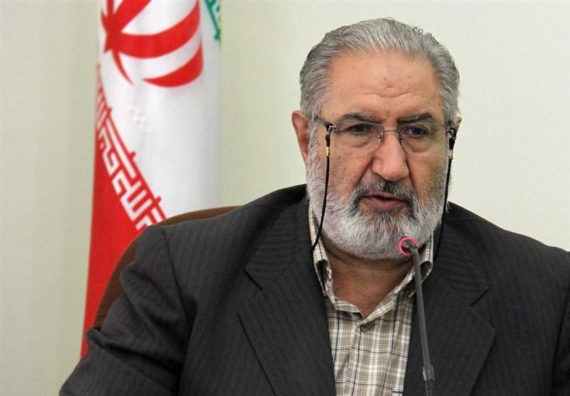 اسدالله ضیایی رئیس ستاد اقامه نماز آذربایجان شرقی