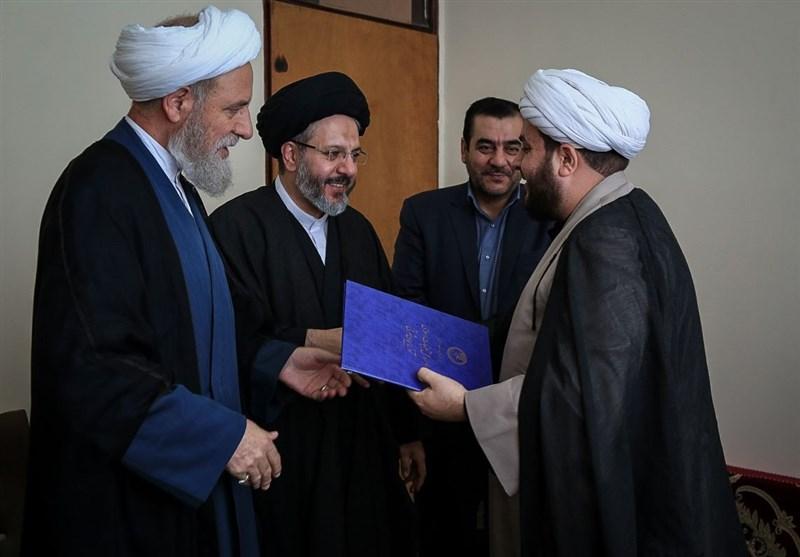رئیس جدید اداره تبلیغات اسلامی هریس منصوب شد