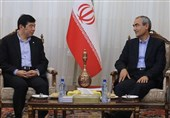 همکاریهای بینالمللی برای توسعه پایدار آذربایجان شرقی افزایش مییابد