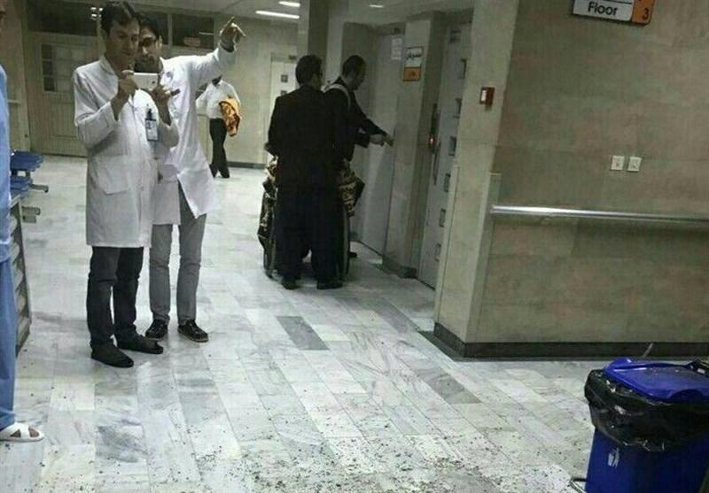 احتمال اتمام سوخت دیزل اضطراری بیمارستان سرپلذهاب