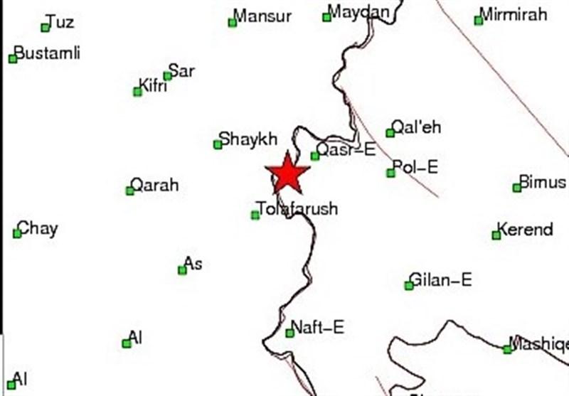 17 کشته و زخمی در زلزله غرب کشور تاکنون/ 35 تیم امدادی به منطقه اعزام شده