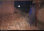 خسارت زمین لرزه در استان لرستان+ تصاویر