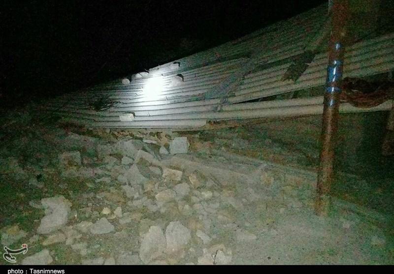 کولیوند: زلزله در قصرشیرین و سرپلذهاب خسارات زیادی داشته است