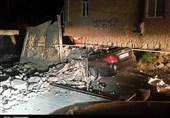 قطع برق در برخی مناطق کرمانشاه/اعزام نیروهای ارزیاب به مناطق زلزلهزده
