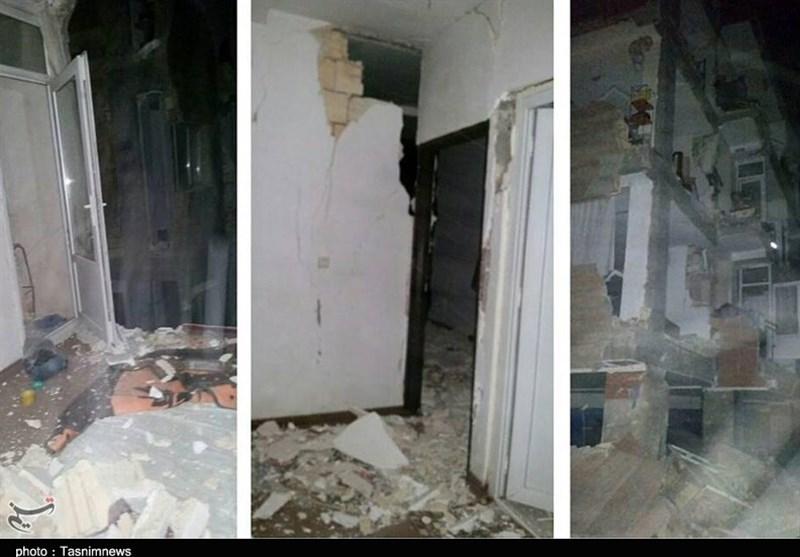 جانباختن بیش از 155 نفر و زخمیشدن 1500 نفر در زلزله غرب کشور