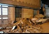 کولیوند: در زلزله کرمانشاه تاکنون 93 نفر کشته و 300 نفر مصدوم شدند