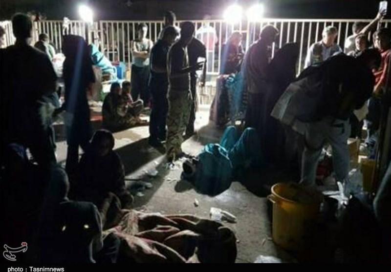 برپایی 2 بیمارستان صحرایی در مناطق زلزلهزده/بسیج تمام امکانات برای امدادرسانی