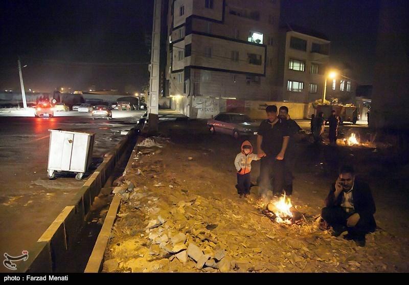 تعداد تلفات زلزله کرمانشاه به بیش از 100 نفر رسید