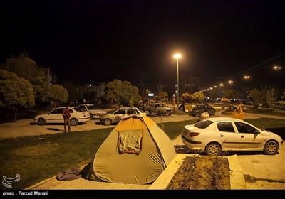 کرمانشاه پس از زلزله